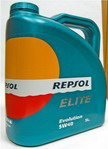 Repsol Elite Evolution 5W-40 5L motorolaj
