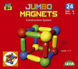 A Jumbo Magnets 24 db-os  LENA-37625