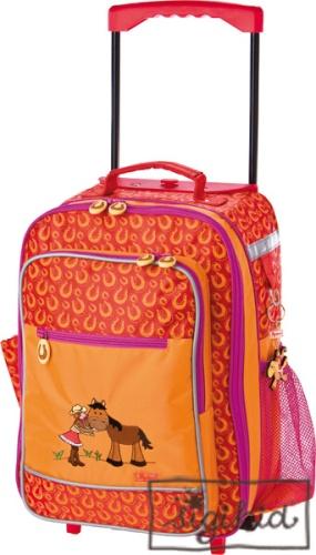 Sigikid gurulós bőrönd, 17.263 Ft