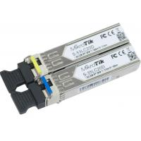SFP modulpár 1.25G Single Mode (S-35/53LC20D)