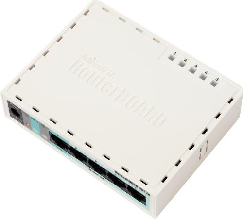 RouterBOARD 951-2n SOHO wireless router, Level 4